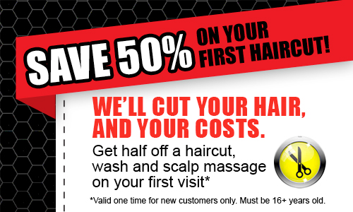 Half Off Men's Cut